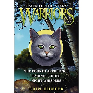 Warriors: Omen of the Stars Box Set: The Fourth Apprentice/Fading Echoes/Night Whispers
