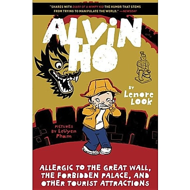 Alvin Ho: Allergic to the Great Wall, the Forbidden Palace, and Other Tourist Attractions