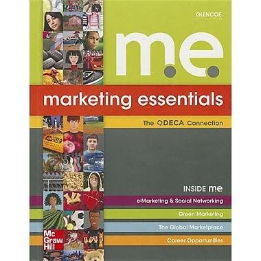 Marketing Essentials Student Edition