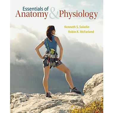 Essentials of Anatomy & Physiology with Connect Plus Access Card