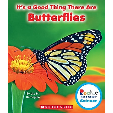 It's a Good Thing There Are Butterflies
