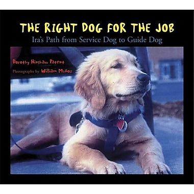 The Right Dog for the Job: Ira's Path from Service Dog to Guide Dog