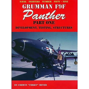 Grumman F9F Panther, Part 1: Development, Testing, Structures