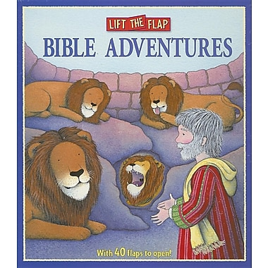 Bible Adventures: Lift the Flap
