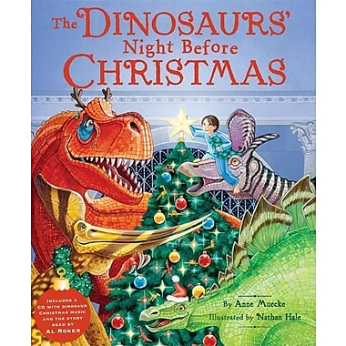 The Dinosaurs' Night Before Christmas [With CD]