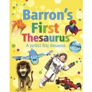 Barron's First Thesaurus: A Perfect First Thesaurus