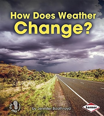 How Does Weather Change? 1331837