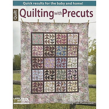 Quilting with Precuts