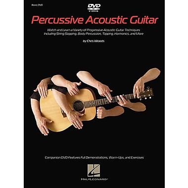 Percussive Acoustic Guitar [With DVD]