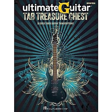 Ultimate Guitar Tab Treasure Chest: 50 Great Rock Guitar Transcriptions