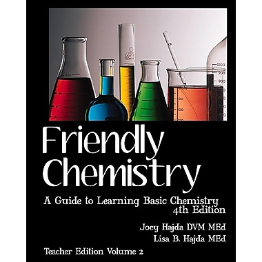 Friendly Chemistry Teacher Edition Volume 2: A Guide to Learning Basic Chemistry