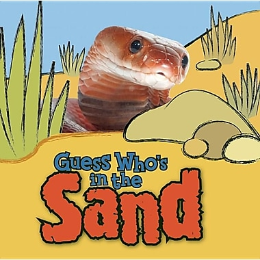 Guess Who's in the Sand