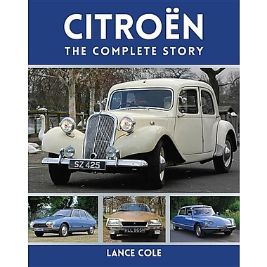 Citroen: The Complete Story