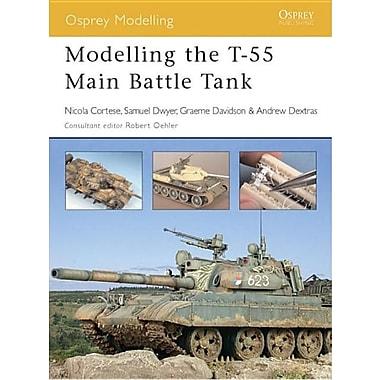 Modelling the T-55 Main Battle Tank