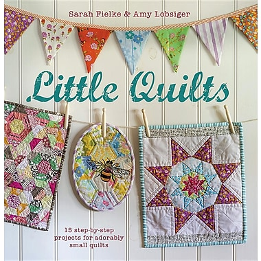 Little Quilts: 15 Step-By-Step Projects for Adorably Small Quilts
