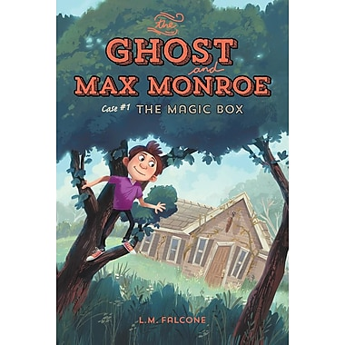 The Ghost and Max Monroe, Case #1: The Magic Box