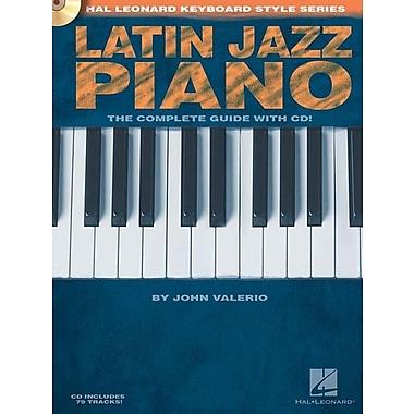 Latin Jazz Piano [With CD (Audio)]