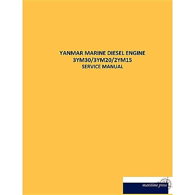 Yanmar Marine Diesel Engine 3ym30/3ym20/2ym15