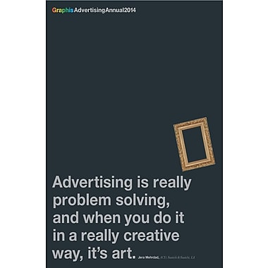 Graphis Advertising Annual 2014