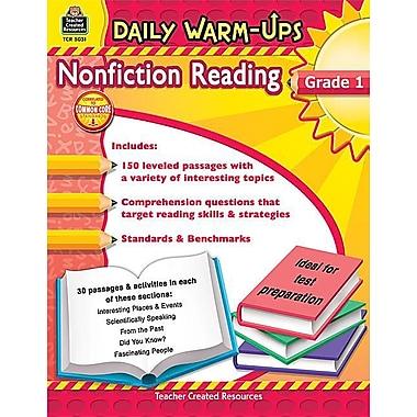 Nonfiction Reading, Grade 1