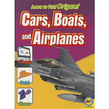 Cars, Boats and Airplanes