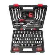 Tekton 135 Piece Wrench and Socket Set