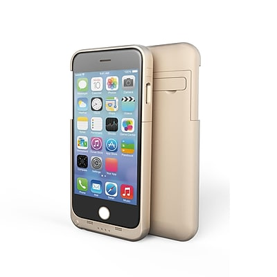 IPM iPhone 6 3200mAh Power Charging Case, Gold
