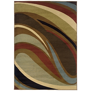 Style Haven Hudson 2666F Indoor Area Rug