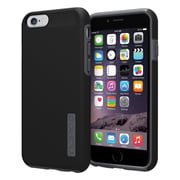 "Incipio® DualPro® Hard Shell Case For 4.7"" iPhone 6, Black/Gray"
