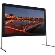 "Elite Screens® Yard Master Series OMS103HR 103"" Projection Screen"