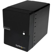 StarTech S3540BU33E USB 3.0/eSATA 4-Bay External Hard Drive Enclosure