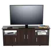"Inval America 24.21"" x 62.99"" Wood TV stand"