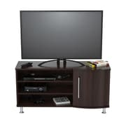 "Inval America 23.62"" x 47.24"" Wood TV stand"