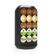Mind Reader – Carrousel pivotant Apollo pour dosettes de café, 30 dosettes K-cup, noir