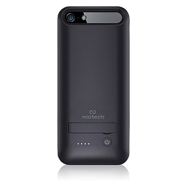 Naztech Apple Certified 2400mAh PowerCase for Apple 5/5s