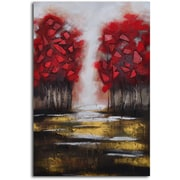 Omax Decor Passion and Fire' Painting on Canvas