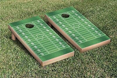 Victory Tailgate NCAA Football Field Version Cornhole Game Set; West Texas A&M University Buffs WYF078277117248