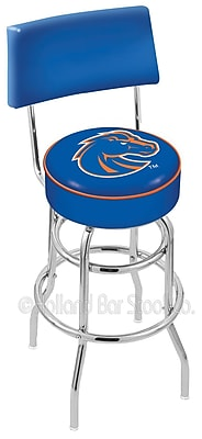 Holland Bar Stool NCAA 25'' Swivel Bar Stool; Boise State University