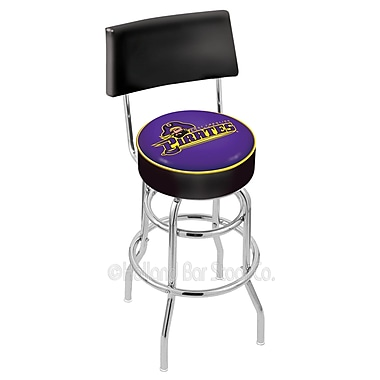 Holland Bar Stool NCAA 25'' Swivel Bar Stool; East Carolina University