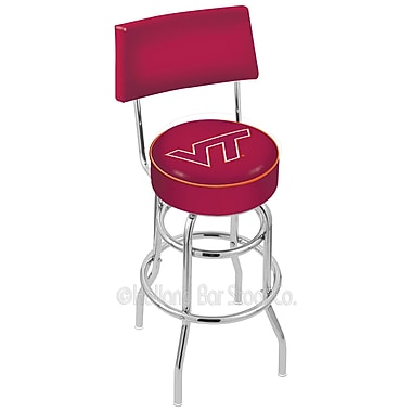 Holland Bar Stool NCAA 30'' Swivel Bar Stool; Virginia Tech University