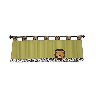 NoJo Zambia 60'' Curtain Valance
