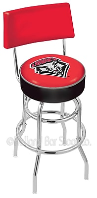 Holland Bar Stool NCAA 25'' Swivel Bar Stool; University of New Mexico