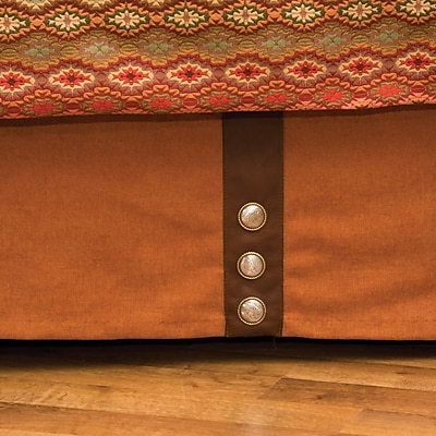 Wooded River Marquise IV Bed Skirt; California King