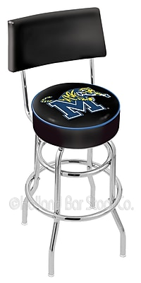 Holland Bar Stool NCAA 30'' Swivel Bar Stool; University of Memphis