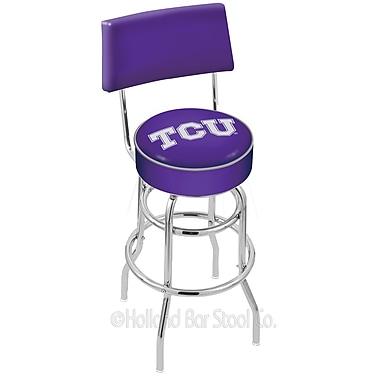 Holland Bar Stool NCAA 30'' Swivel Bar Stool; TCU