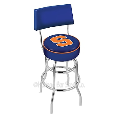 Holland Bar Stool NCAA 30'' Swivel Bar Stool; Syracuse University
