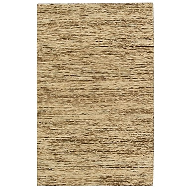 Nourison Sterling Hand-Tufted Copper Area Rug; 8' x 10'6''