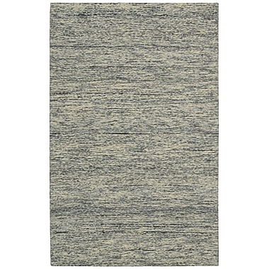 Nourison Sterling Hand-Tufted Gray Area Rug; 8' x 10'6''