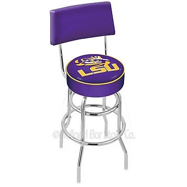Holland Bar Stool NCAA 25'' Swivel Bar Stool; Louisiana State University