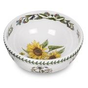 Portmeirion Botanic Garden Sunflower Motif Salad Bowl